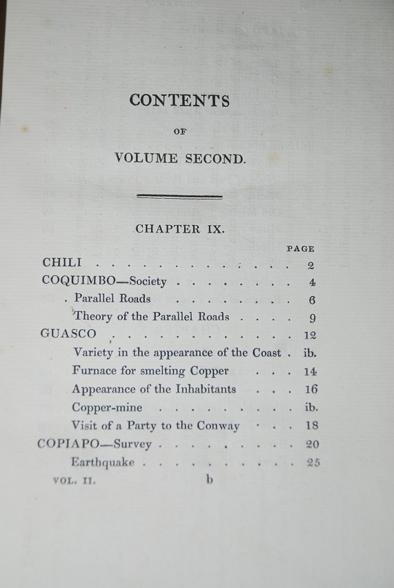 Basil Hall - Extracts from a journal, written on the coasts of Chili, Perú, and México, in the years 1820, 1821, 1822